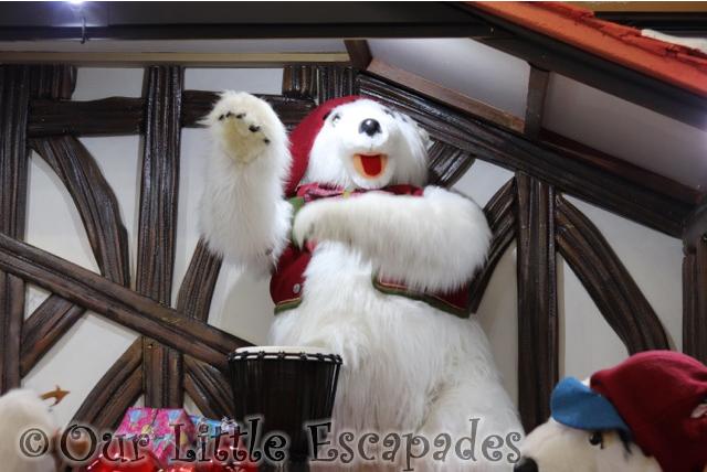 st johns clacton musical polar bears christmas wonderland