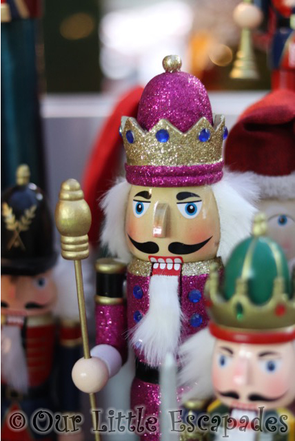 st johns clacton nutcracker christmas decorations