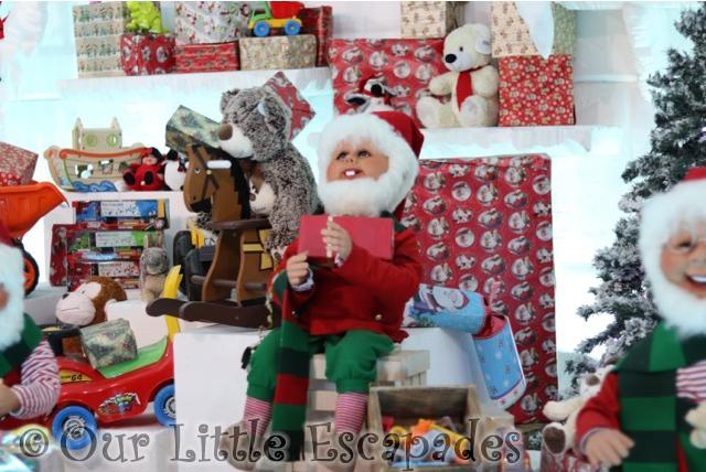 st johns clacton santa express elves christmas wonderland