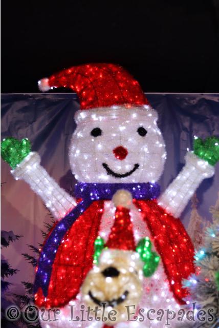 st johns clacton santa express snowman christmas wonderland