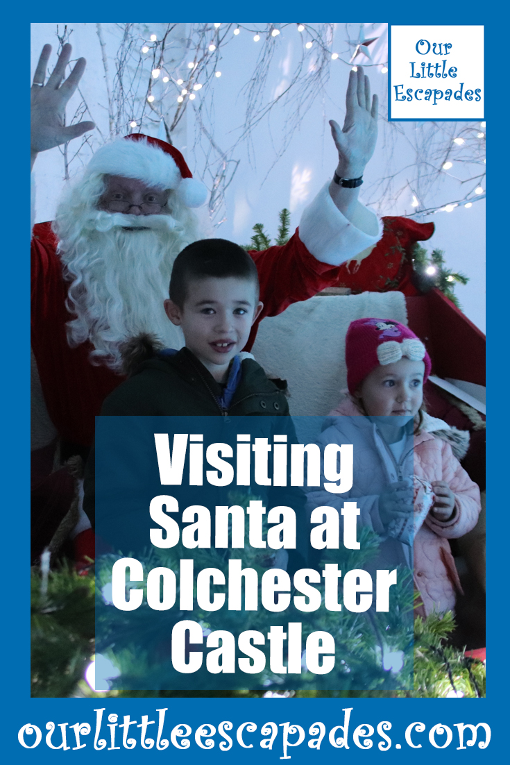 visiting santa at colchester castle