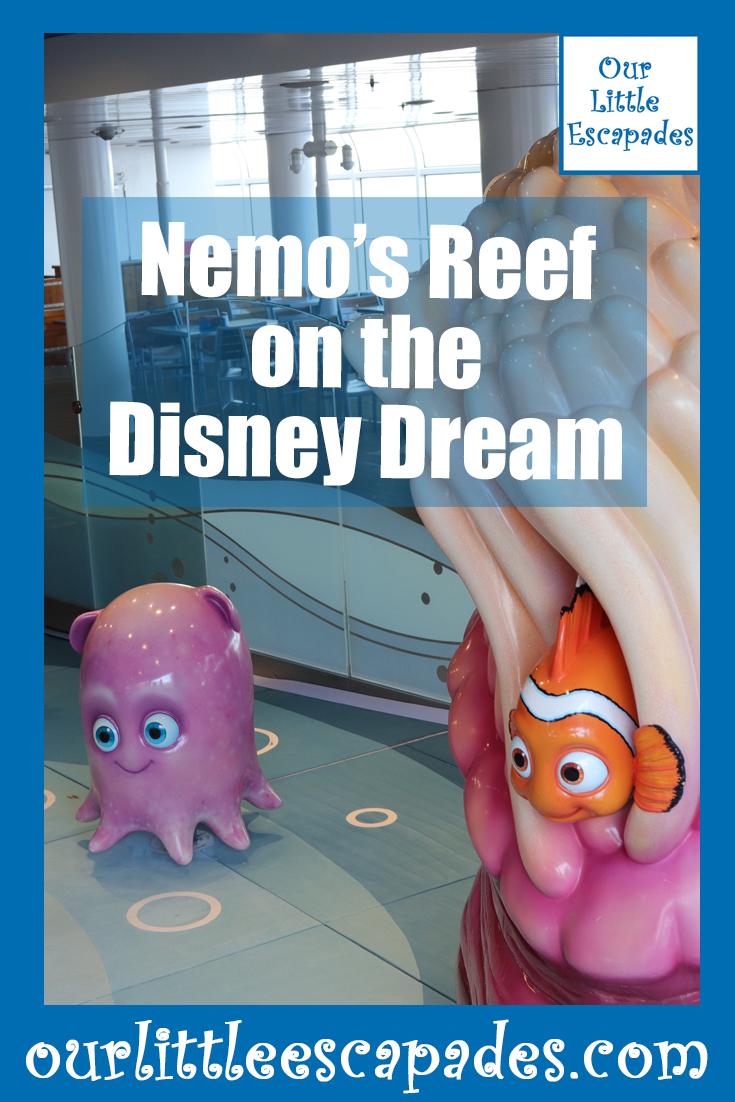 nemos reef on the disney dream