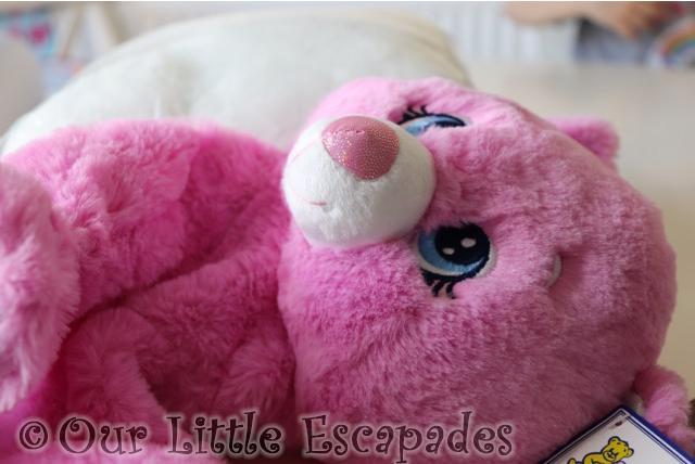 be my bear winnie pink kitty