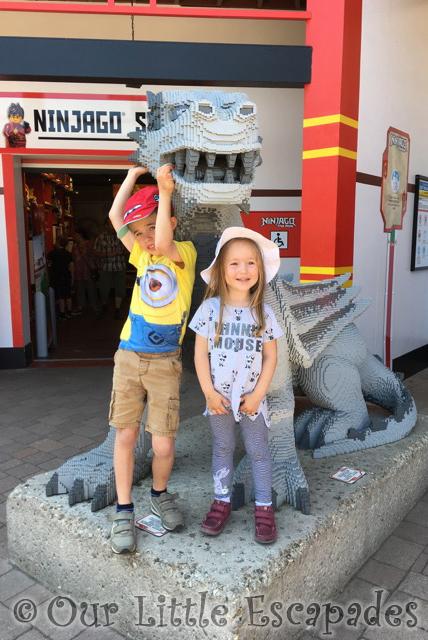 siblings may legoland windsor