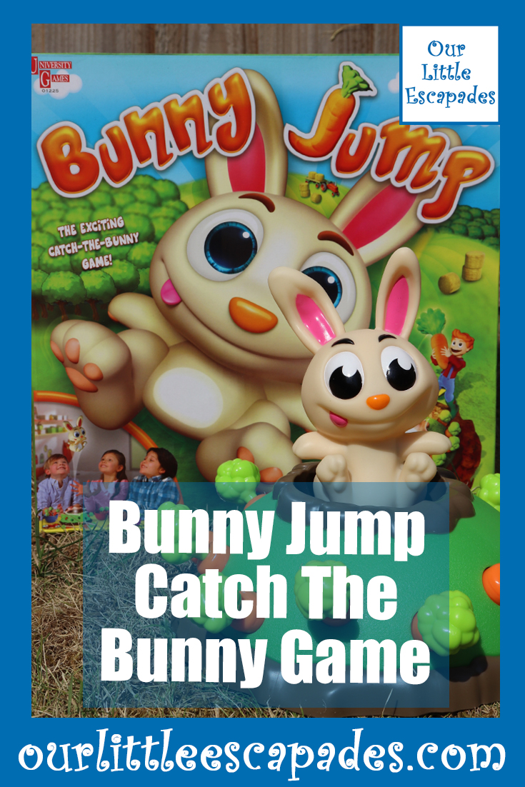 bunny jump catch the bunny game