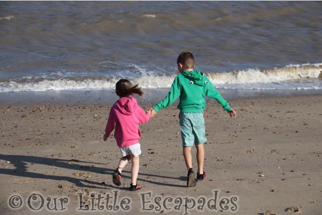 siblings clacton on sea june july 18