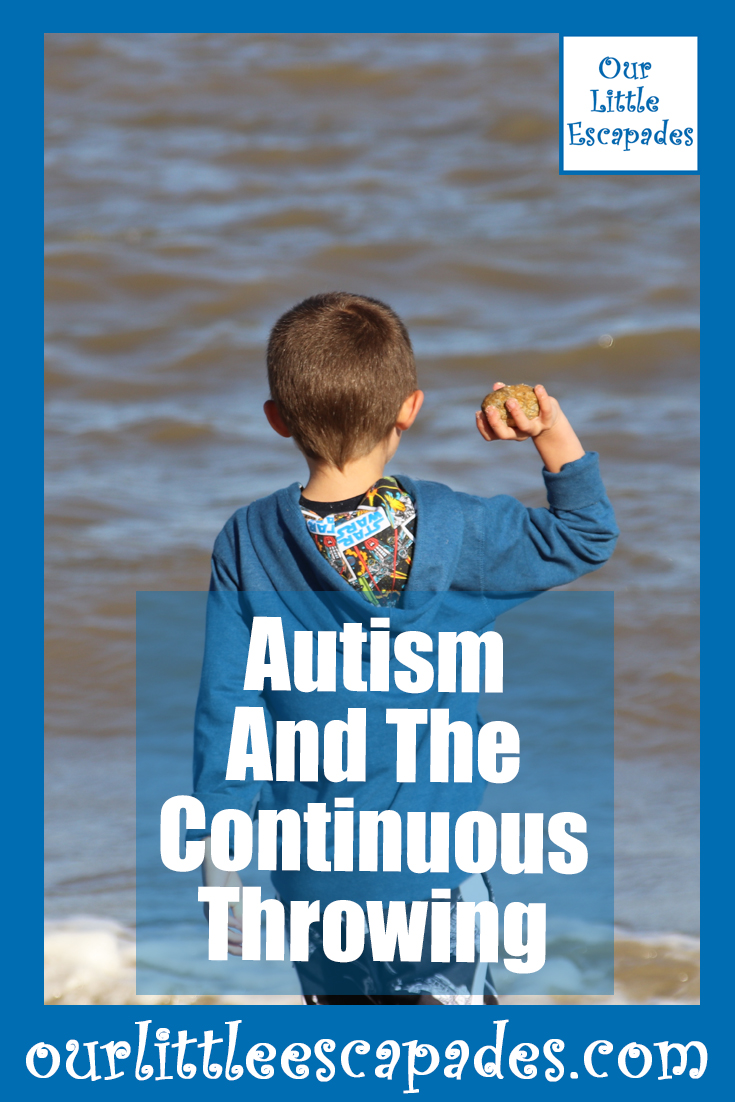 autism continuous throwing