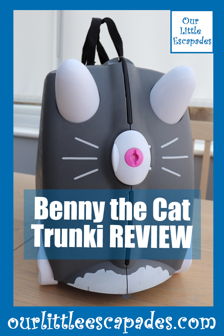 benny the cat trunki REVIEW