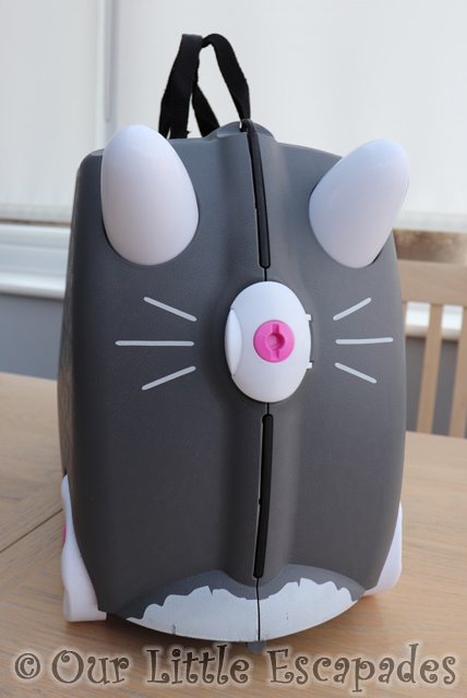 benny the cat trunki