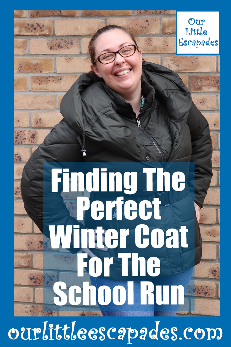 Finding The Perfect Winter Coat For The School Run