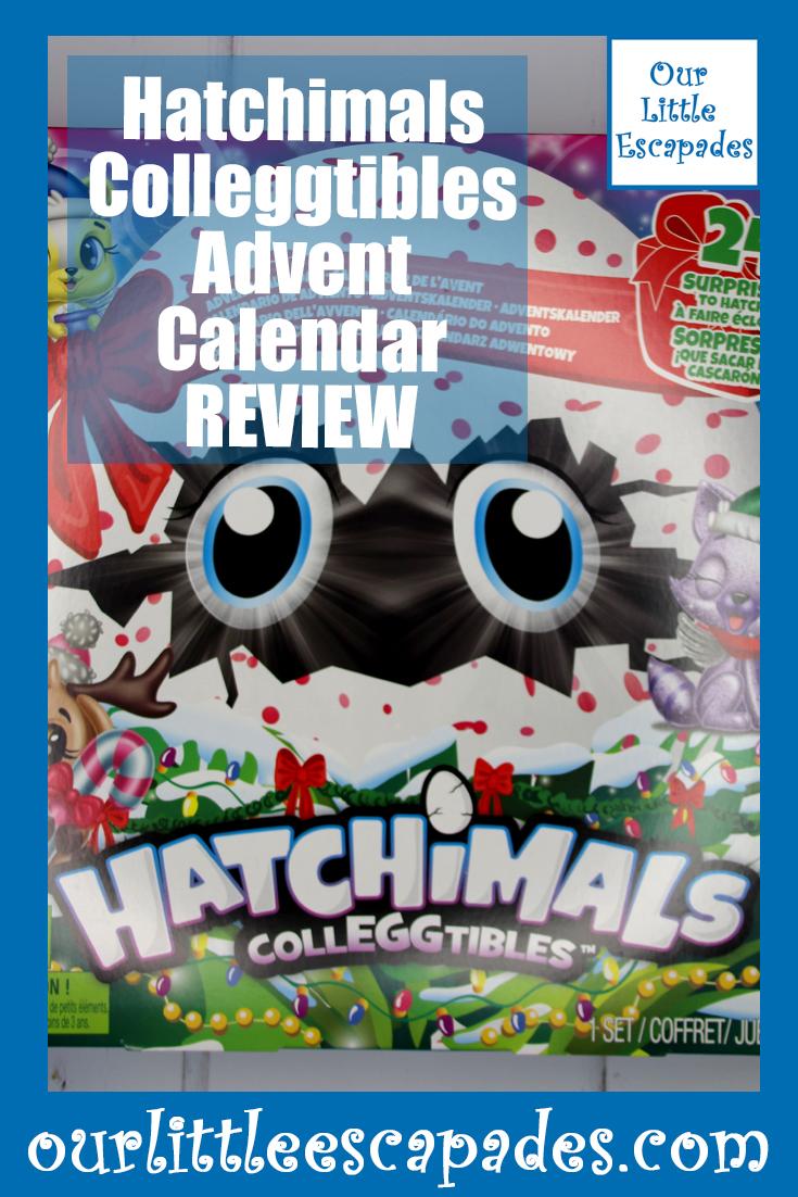 Hatchimals Colleggtibles Advent Calendar REVIEW
