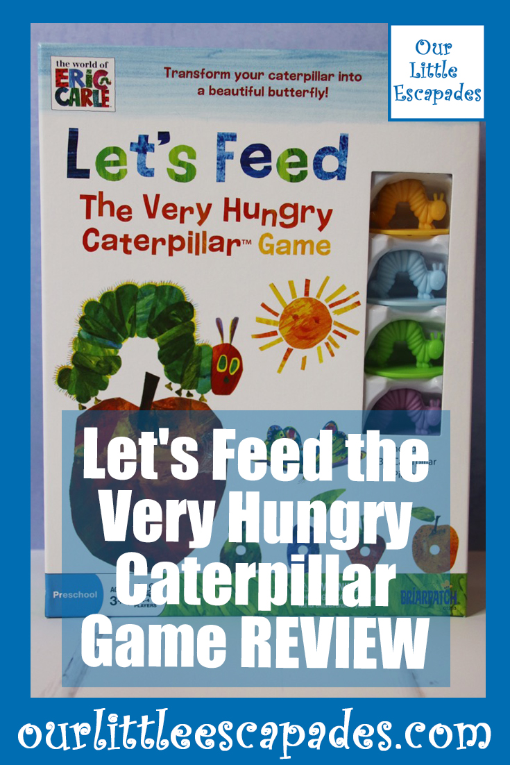 Lets Feed the Very Hungry Caterpillar Game Review