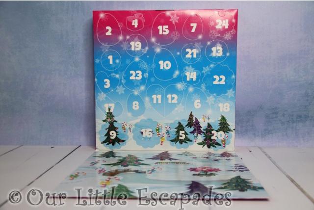 hatchimals colleggtibles advent calendar doors