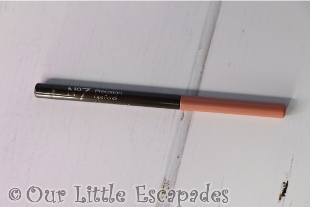 no7 beauty advent calendar No7 Precision Lips Pencil Nude