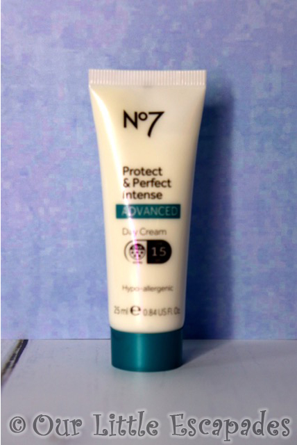 no7 beauty advent calendar No7 Protect Perfect Intense ADVANCED Day Cream