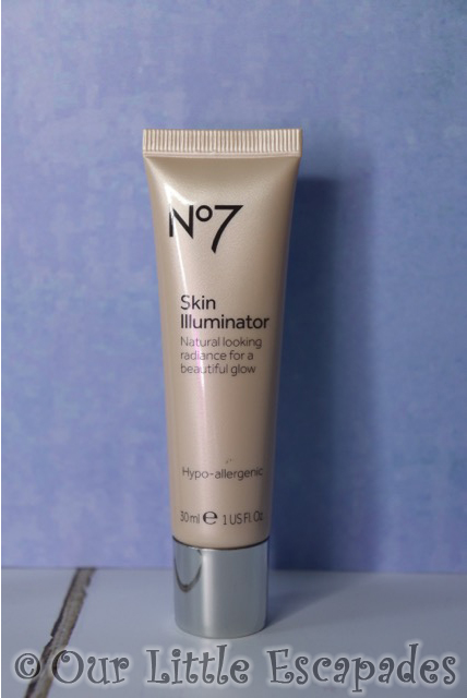 no7 beauty advent calendar No7 Skin Illuminator Nude