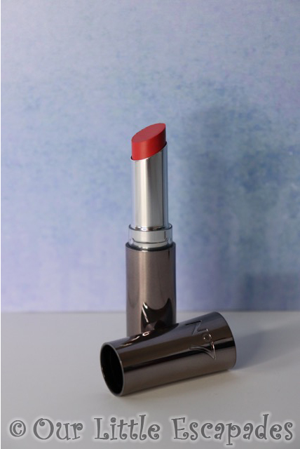 no7 beauty advent calendar No7 Stay Perfect Lipstick Auburn Whisper
