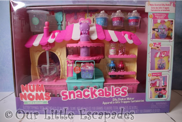 num noms snackables silly shakes maker