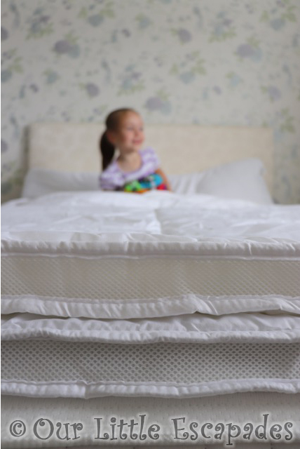 silentnight airmax duvet airmesh walls