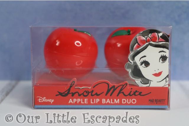snow white christmas gifts disney snow white lip balm duo