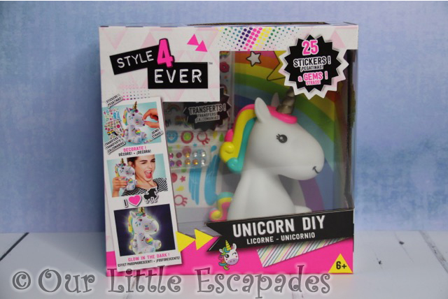 style 4 ever DIY unicorn