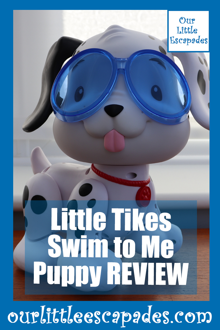 Little Tikes Swim to Me Puppy REVIEW
