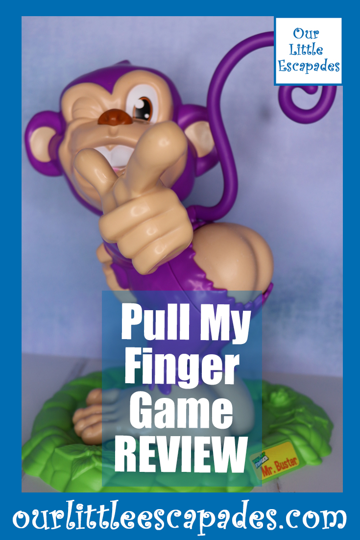 Pull My Finger Game REVIEW