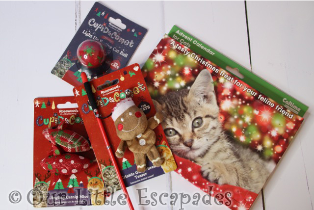 christmas gifts for your cat