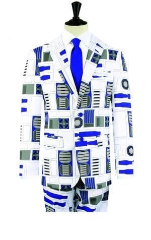 christmas gifts him R2 D2 suit