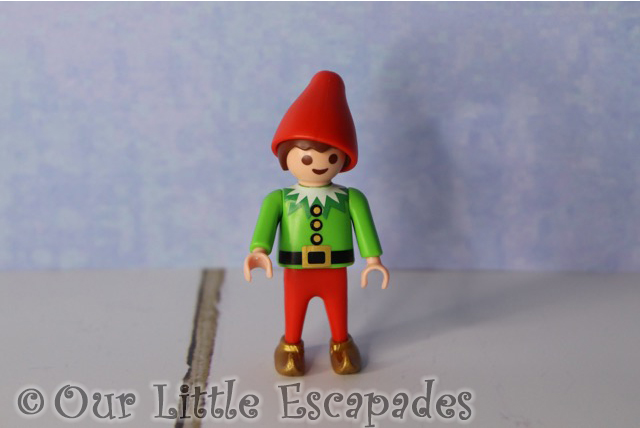 elf red hat