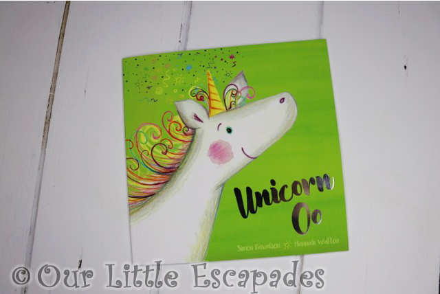 personalised childrens books bang on books unicorn oo