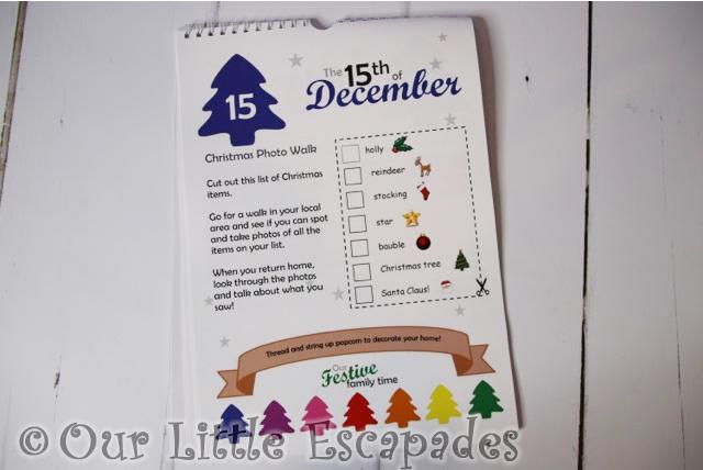play hooray play prompts christmas calendar christmas photo walk