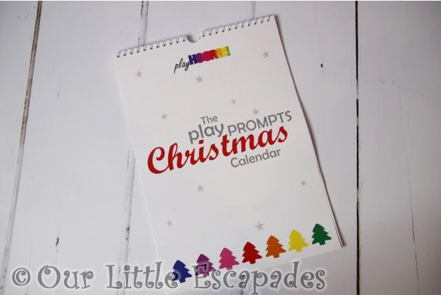 play hooray play prompts christmas calendar Advent Calendars For Kids