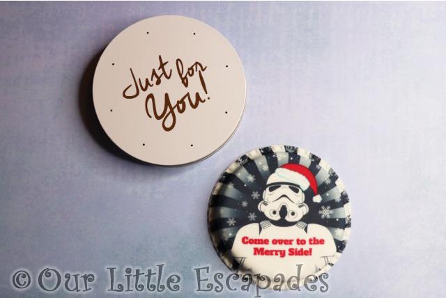 star wars christmas cake bakerdays letterbox gift cakes
