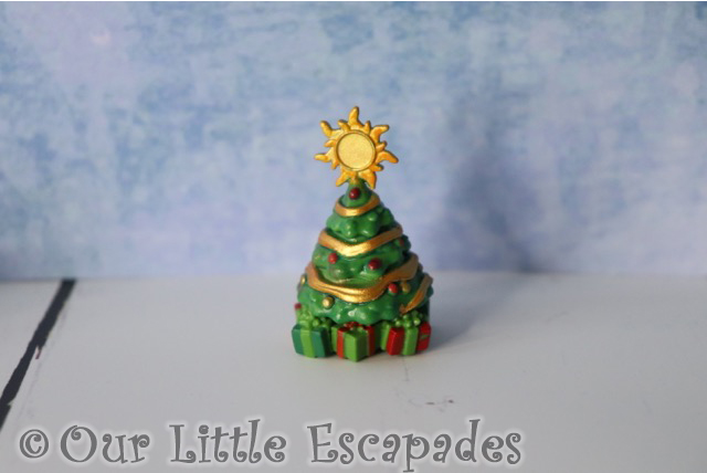 tangled christmas tree disney animators collection advent calendar