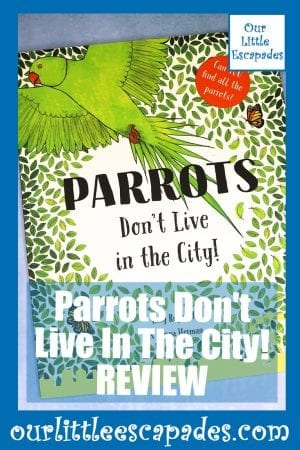 Parrots Dont Live In The City REVIEW