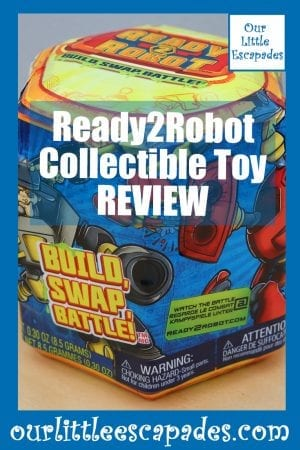 Ready2Robot Collectible Toy REVIEW