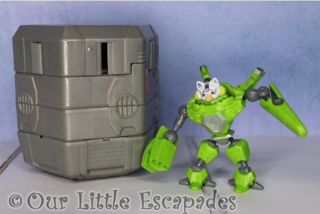 Ready2Robot capsule hogwash