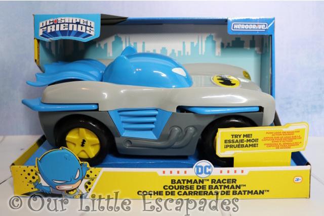 herodrive batman racer