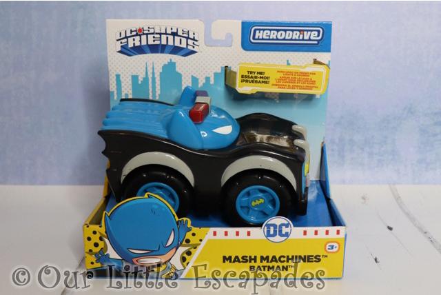 herodrive mash machines batman