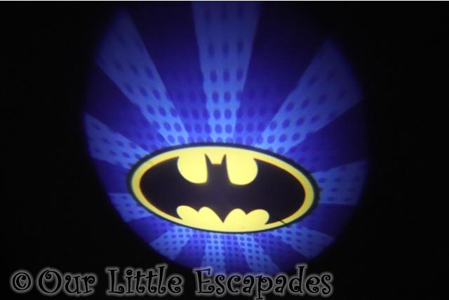 herodrive signal squad batman light