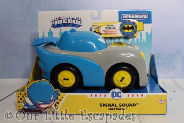 herodrive signal squad batman