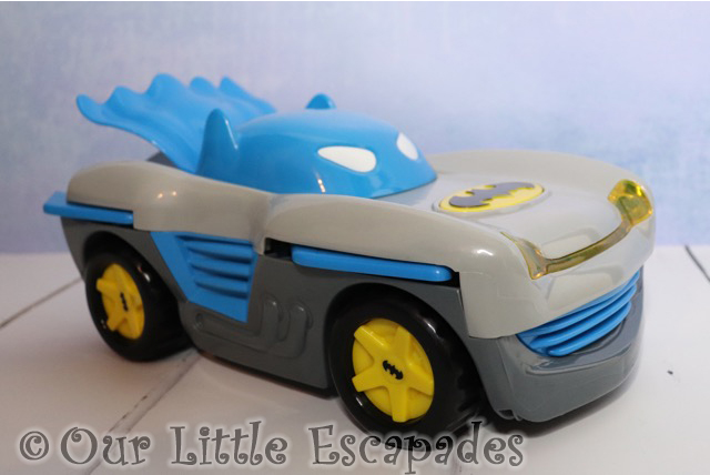herodrive vehicles herodrive batman racer