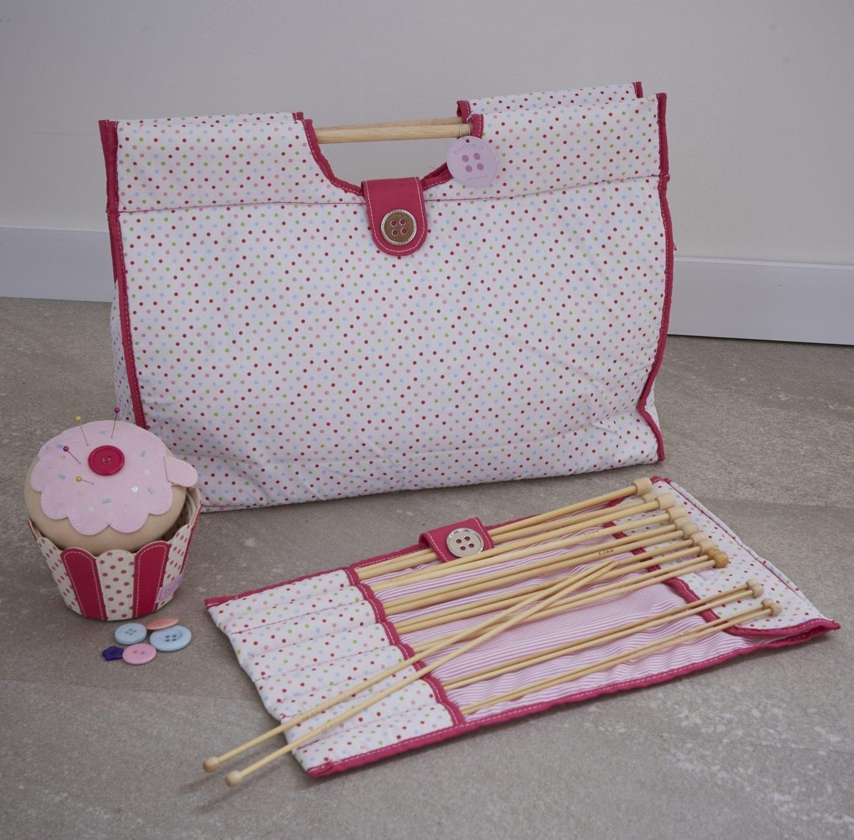 knitting sewing storage set
