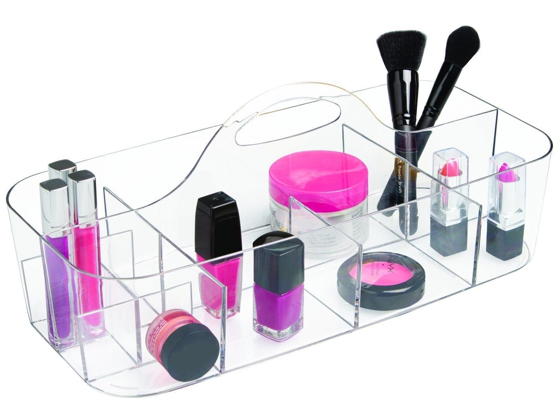 make up storage caddy