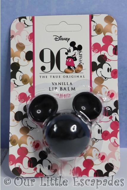 mickey mouse lip balm