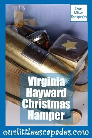 virginia hayward christmas hamper