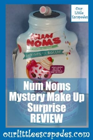 Num Noms Mystery Make Up Surprise REVIEW