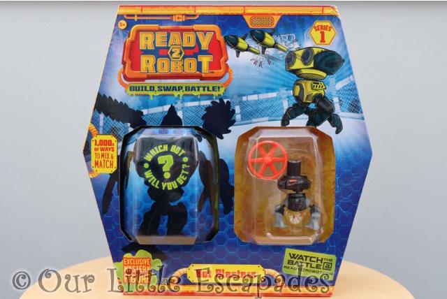 Ready2Robot bot blaster