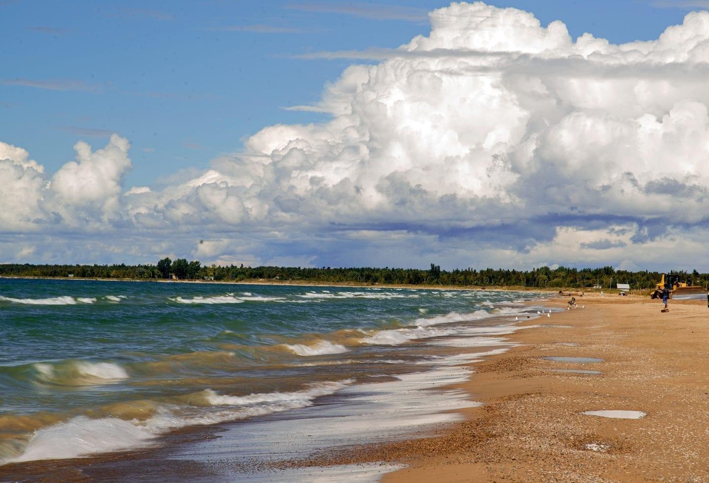 Sauble Beach Ontario Lake Huron